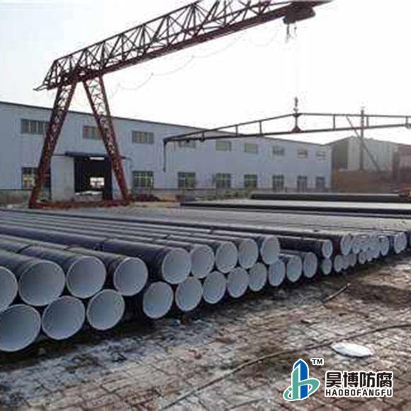 环氧煤沥青防腐施工10