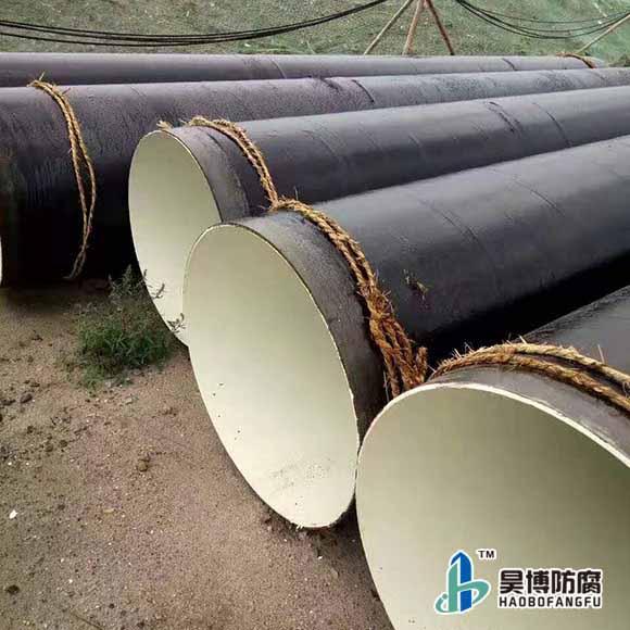 环氧煤沥青防腐施工11