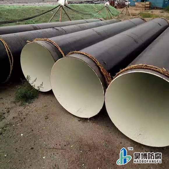 环氧煤沥青防腐施工12
