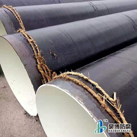 环氧煤沥青防腐施工13